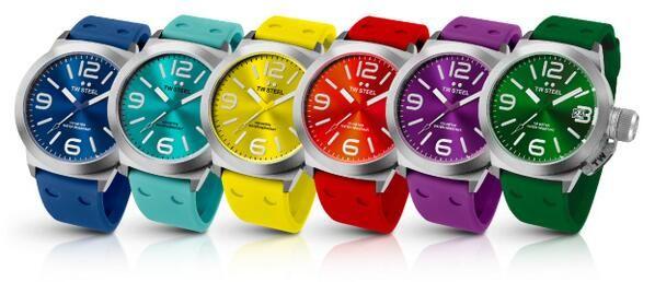 Rainbow TW Steel watches