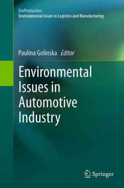 Environmental Issues in Automotive Industry