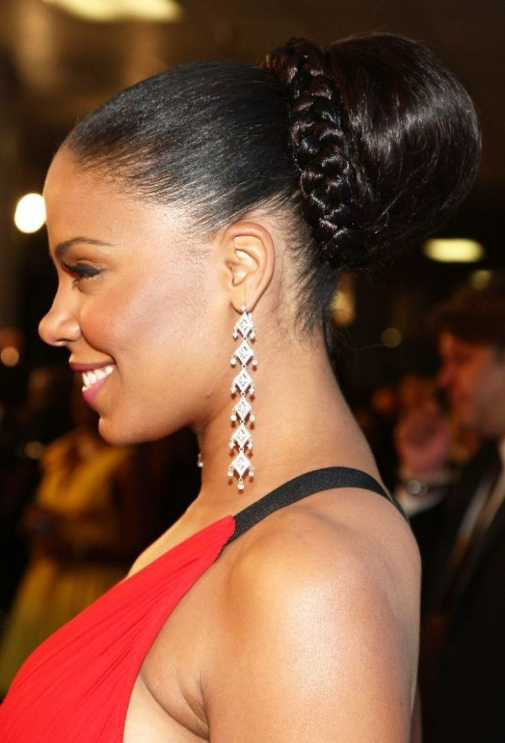 The 25 Best African American Updo Hairstyles Ideas On
