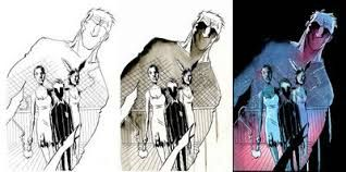 Image result for jeff lemire sweet tooth comic panel