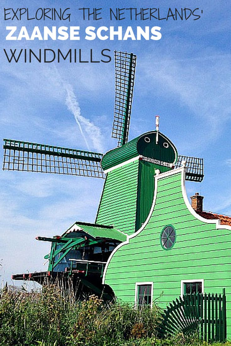 There's no question that clogs, tulips, cheese and windmills are the quintessential symbols of the Netherlands. Fortunately there's an incredible place where visitors can find all of them, and it just so happens to be less than an hour's drive from Amsterdam, in the charming area of Zaanse Schans.