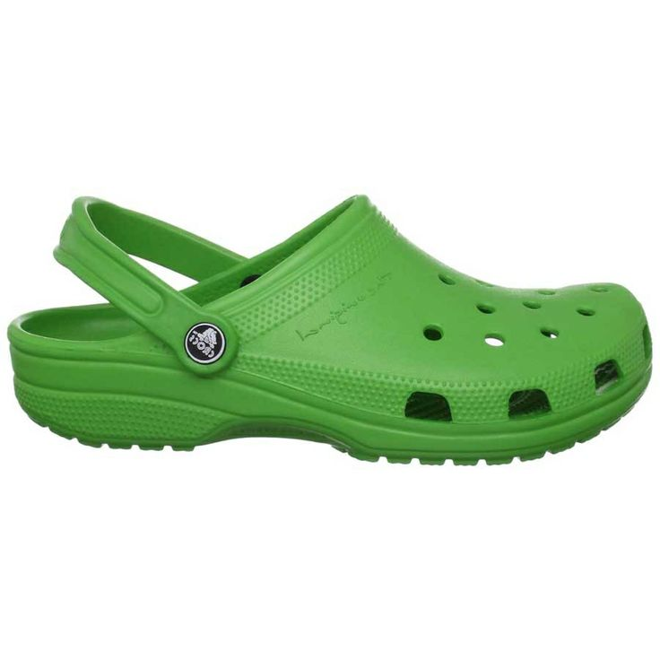 "Crocs - Classic LE ""First Edition"" Lime Green (12097-320)"