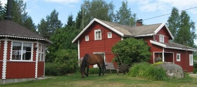 Maatilamatkailu Ilomäki - Seinäjoki, Peräseinäjoki