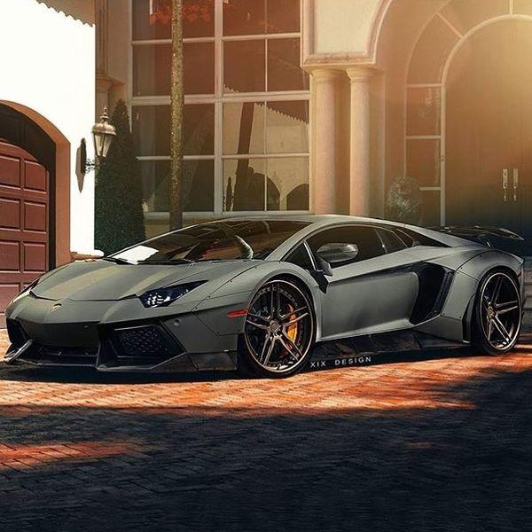 Luxury Lifestyle Lamborghini Sports Cars Luxury Lamborghini Aventador