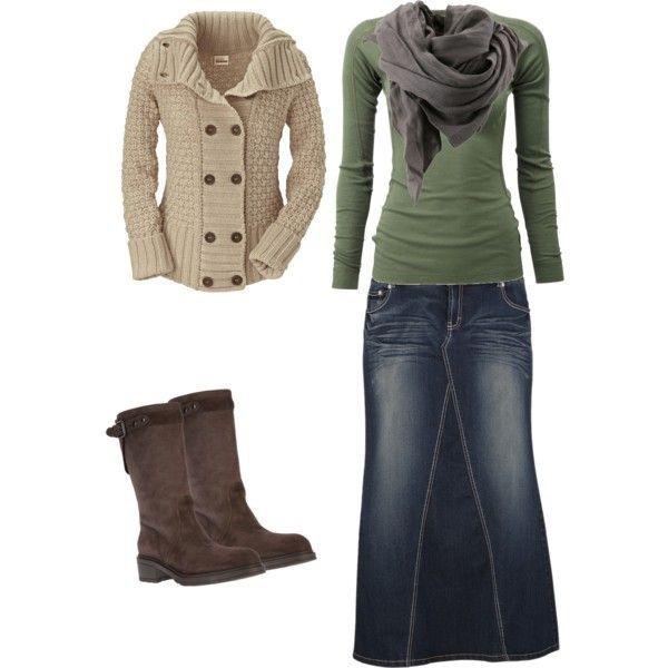 Best 20  Maxi denim skirts ideas on Pinterest | Maxi skirt fall ...