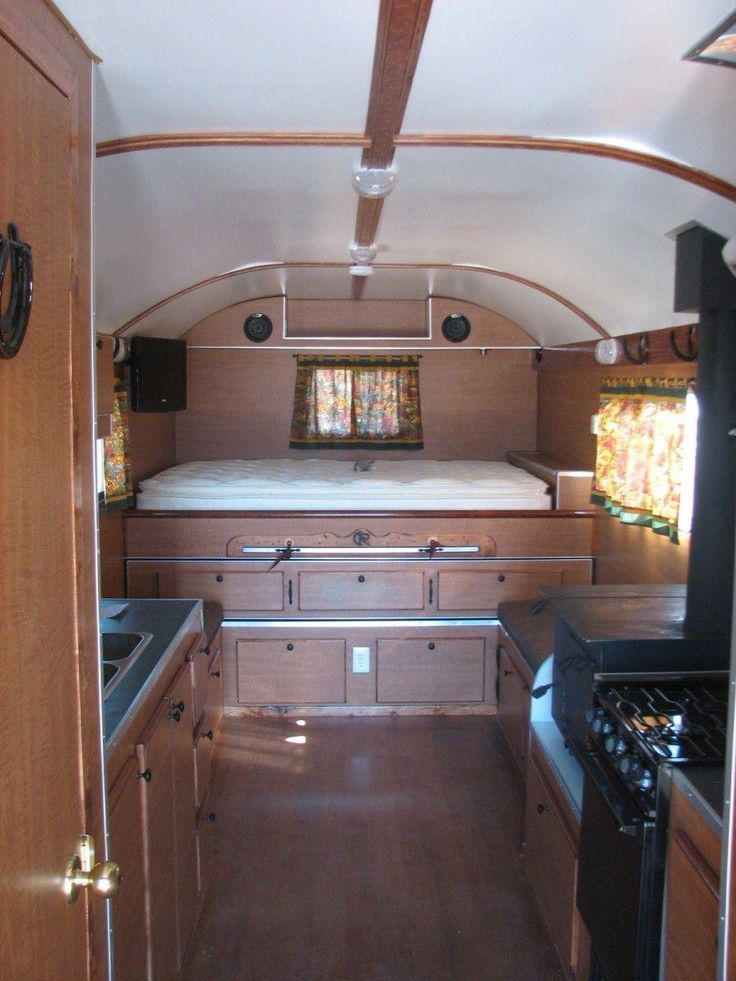 20 Awesome Cargo Trailer Conversion Camper
