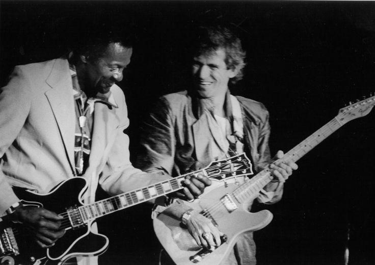 Chuck Berry Receives Sweden's Prestigious Polar Music Prize