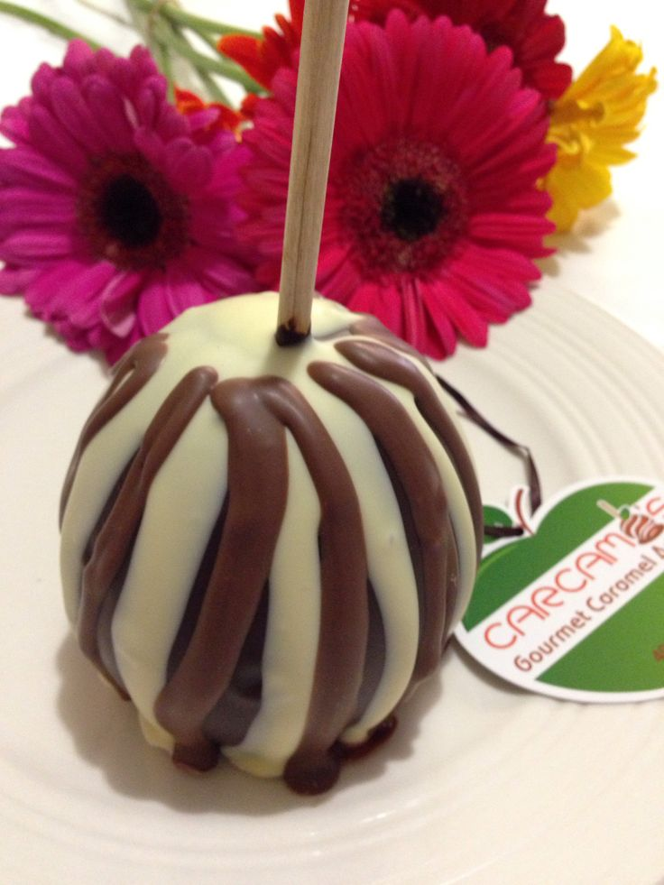 Have you tried our triple chocolate apple? Yummy! #goodgoodie