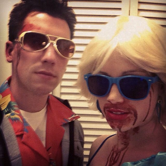 57bbfa5f3e16 Clarence and Alabama Worley from True Romance - couple s costume ...