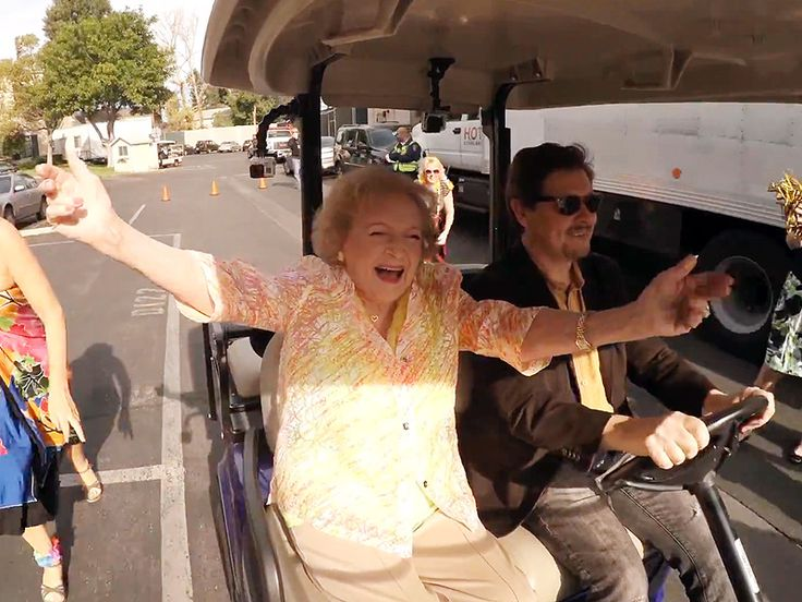 WATCH: Betty White Gets Surprised by a Flash Mob for Her 93rd Birthday http://www.people.com/article/betty-white-flash-mob-birthday-video