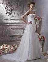 My Dad's wedding line!  Check it out!! Anjolique Wedding Dress #A254