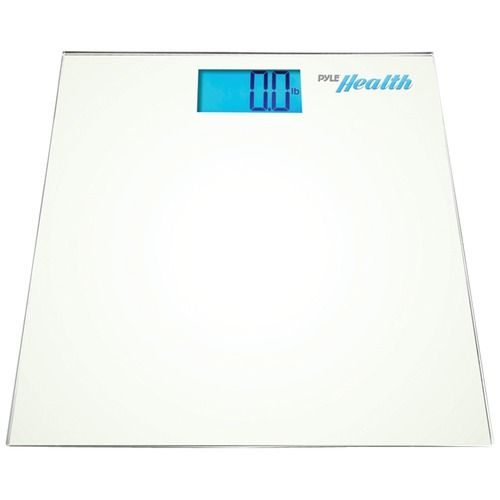 Pyle Pro Bluetooth Digital Weight Scale (white)