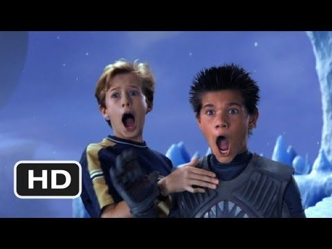 ▶ Sharkboy and Lavagirl 3-D (9/12) Movie CLIP - Melting Bridge (2005) HD - YouTube