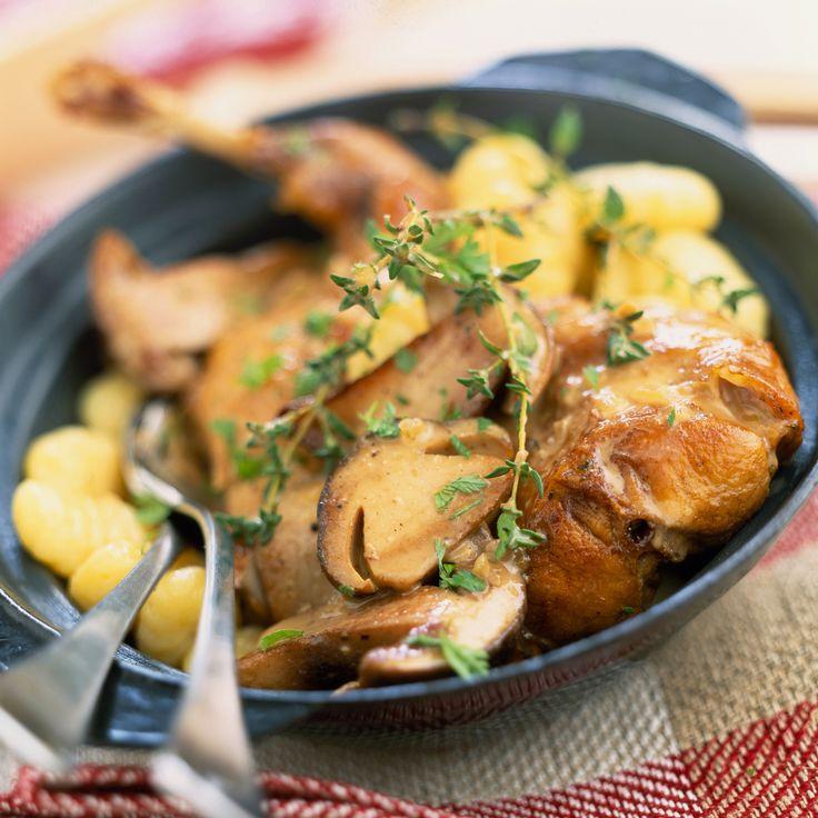 397 best cuisine lapin images on pinterest rabbit - Lapin cuisine marmiton ...