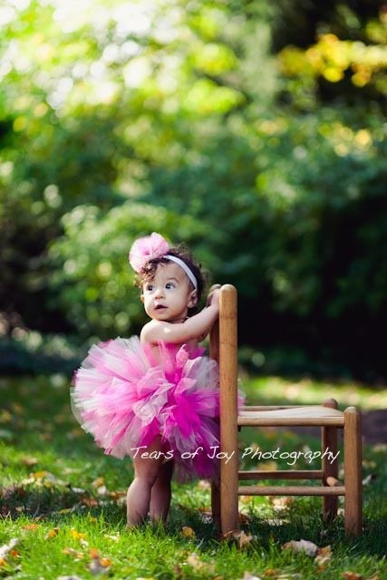 One of my tutus! How full?! Great for photos or play - get a girls dress-up play date going! Will b listed in shop soon along with tutu dresses!