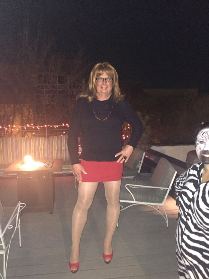 A Halloween party with some friends from my local running ...