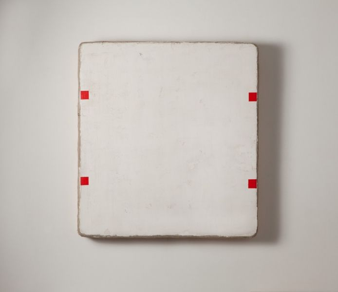 Otis Jones: Four Red Squares