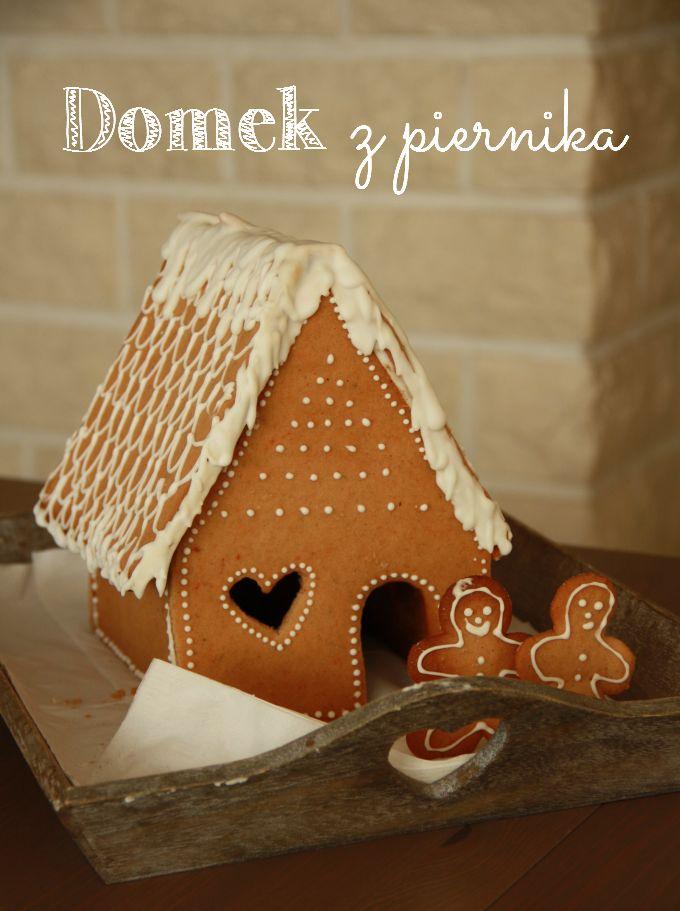 Alzacki domek z piernika / Gingerbread house