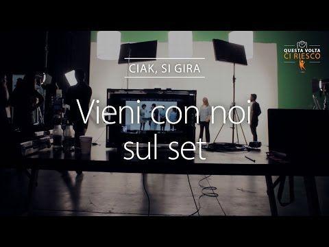 Vieni con noi sul set - Backstage Video XLS MEDICAL DIRECT #QuestaVoltaCiRiesco