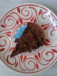 Paleo sinaasappeltaart   Zonde om de pulp van zelfgemaakte kokosmelk weg te gooien, toch? Met dit recept maak je er in een handomdraai een heerlijke koek mee. Je hebt nodig (voor 8-10 stukjes): overgebleven pulp van 100 gr...