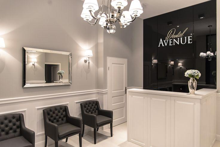 Reception, Dental Avenue, Interior, New York Style