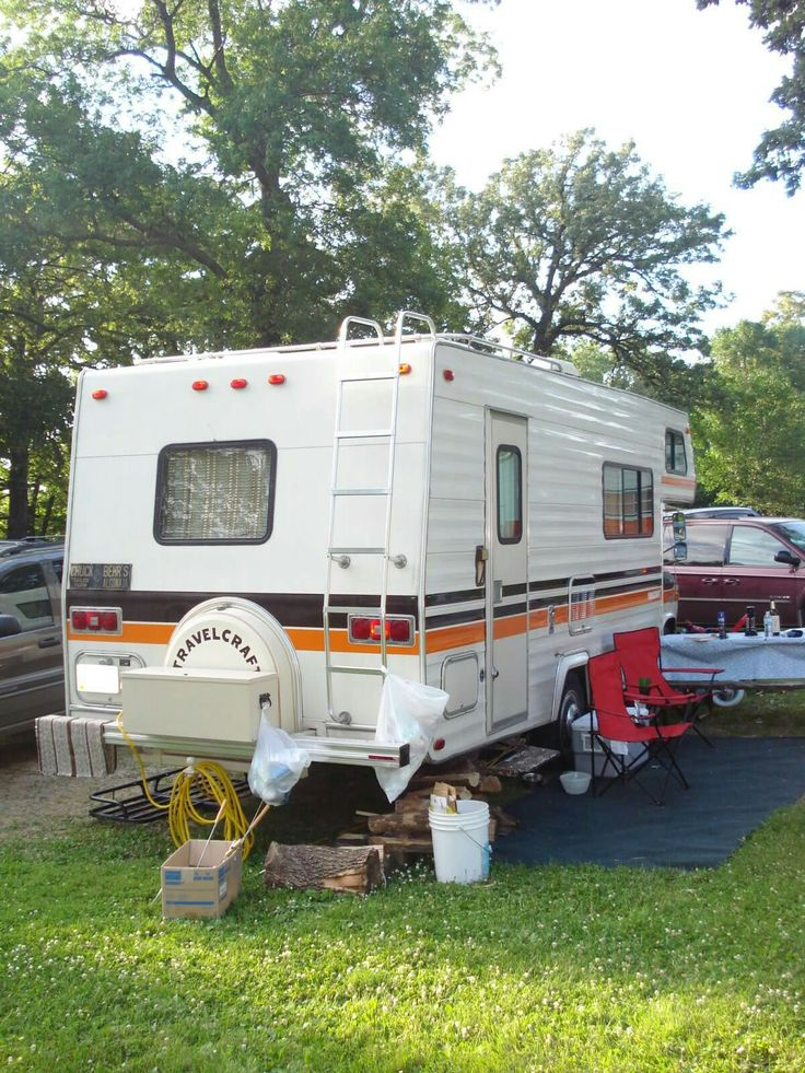Rv: 157 Best Images About Motorhome Chevy Oldtimer Leisure