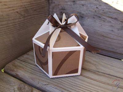 Jamie's Craft Room: Hexagon Box Tutorial
