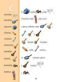 Edika - Logopedické pexeso a obrázkové čtení