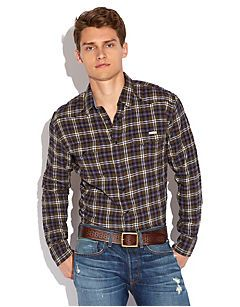 Men's Casual Shirts and Designer Shirts for Men | Lucky Brand