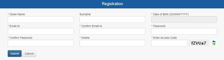 kmy.gov.in - Kailash Mansarovar Yatra 2018 online Registration Procedure