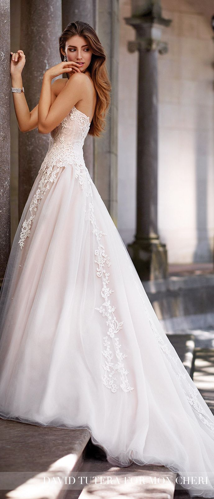 Different color wedding dresses   best wedding dress ideas images on Pinterest  Short wedding