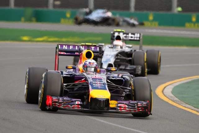 Blog Esportivo do Suiço: Ricciardo, desclassificado, perde segundo lugar no GP da Austrália