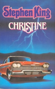 Christine is één van de geweldige verhalen van Stephen King die verfilmd zijn. Net als bijvoorbeeld The Shining, Firestarter, Stand by me, The Shawshank Redemption, Misery, Dreamcatcher, Cujo, It, Storm of the century, Children of the corn, Carrie, The dead zone. Stuk voor stuk bloedstollend spannende verhalen en films. Allemaal gelezen!