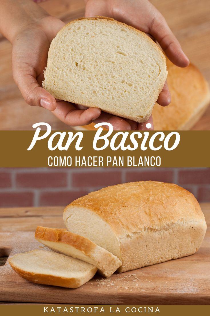 Receta de Pan Blanco para sandwich. Muy facil y muy basico sin huevo y sin leche.  #ComoHacerPan #PanBlanco #PanBasico #RecetaDePan #PanReceta #Comida #recetas Sandwiches, Hamburger, Nom Nom, Baking, Breads, Recipes, Cheese Bread, Bread Recipes, How To Make