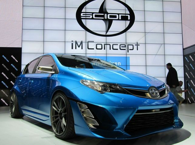 The 2017 Scion iM is a five-passenger hatchback that will be presented in a well-equipped trim level. 2017 Scion iM shares its grounds with the Toyota Corolla, and although driving more attractive than his popular brother, it falls far short of the top compact hatchbacks. Performance is a... http://carsmag.us/2017-scion-im/