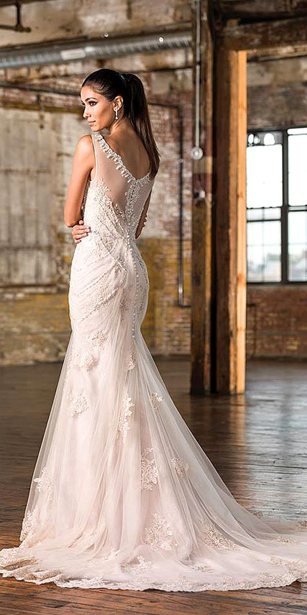 Top 18 Wedding Dresses With Fine Details By Justin Alexander Gowns