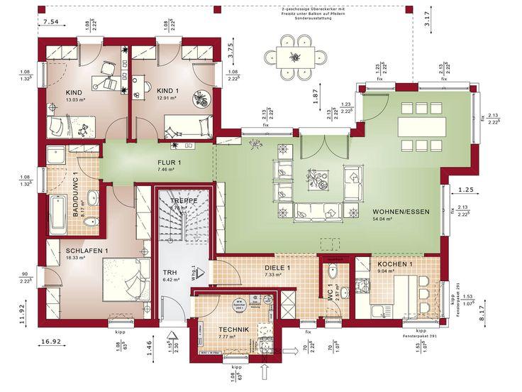 die besten 25 bungalow mit einliegerwohnung ideen auf pinterest einliegerwohnung pl ne. Black Bedroom Furniture Sets. Home Design Ideas