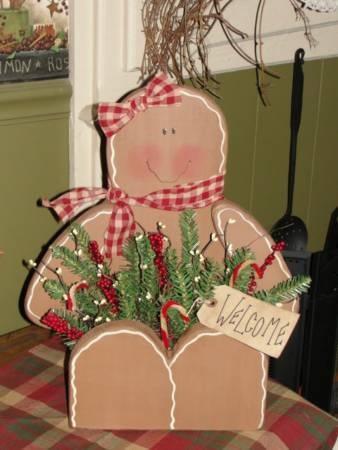 Gingerbread box                                                       …
