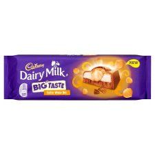 Cadbury Dairy Milk Toffee Whole Nut 300G