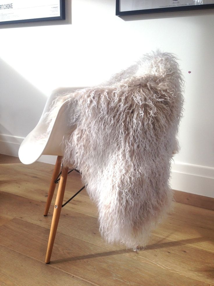 norsu interiors - Natures Collection Sheepskin - Tibenan long haired curly arctic sunrise, $279.00 (http://www.norsu.com.au/sheepskin-tibenan-long-haired-curly-arctic-sunrise/)