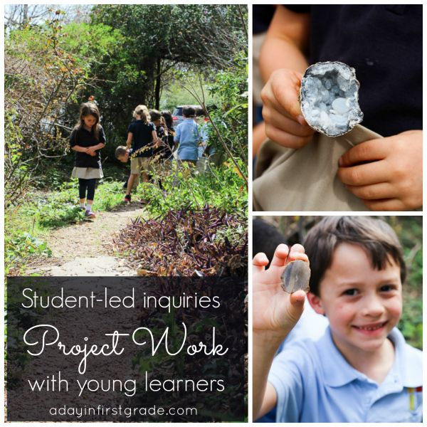 student-led inquiries with young learners: How to get started