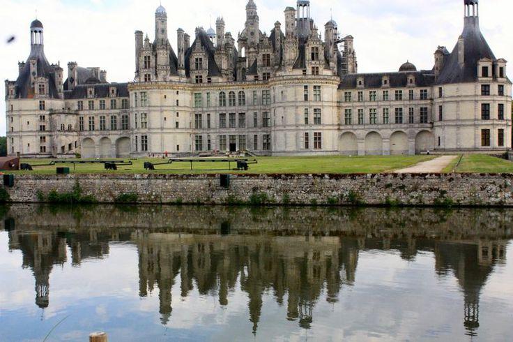 Castello di Chambord (Loira)