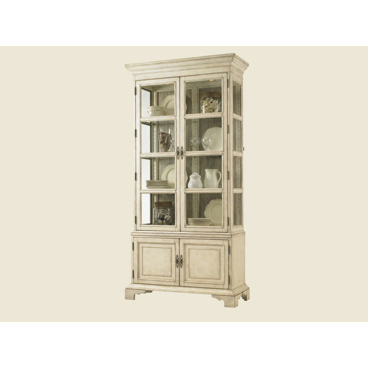 Twilight Bay   Pierpoint Display Cabinet By Lexington