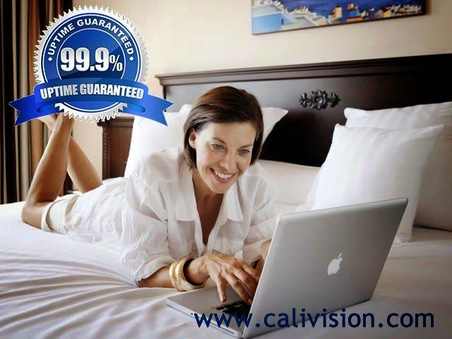 Que es 99.9% Uptime Garantizado | Calivision Blog