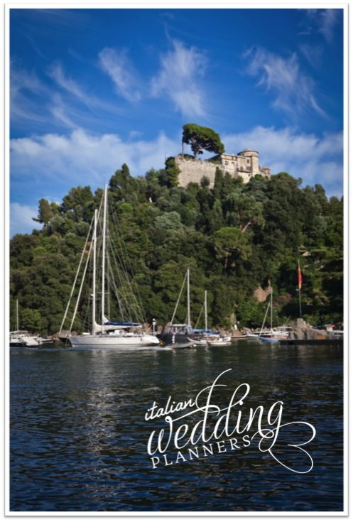 Portofino: simply sophisticated! Email our Portofino wedding planners for info: info@italianweddingplanners.com