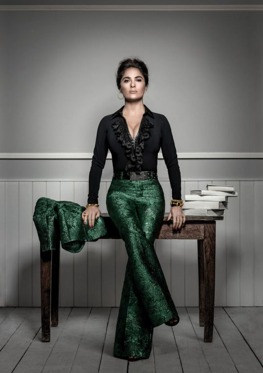 Salma Hayek | #fashion #women_wear