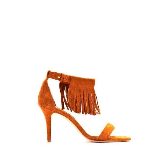 Fringed sandals Helsar Portugal Shoes