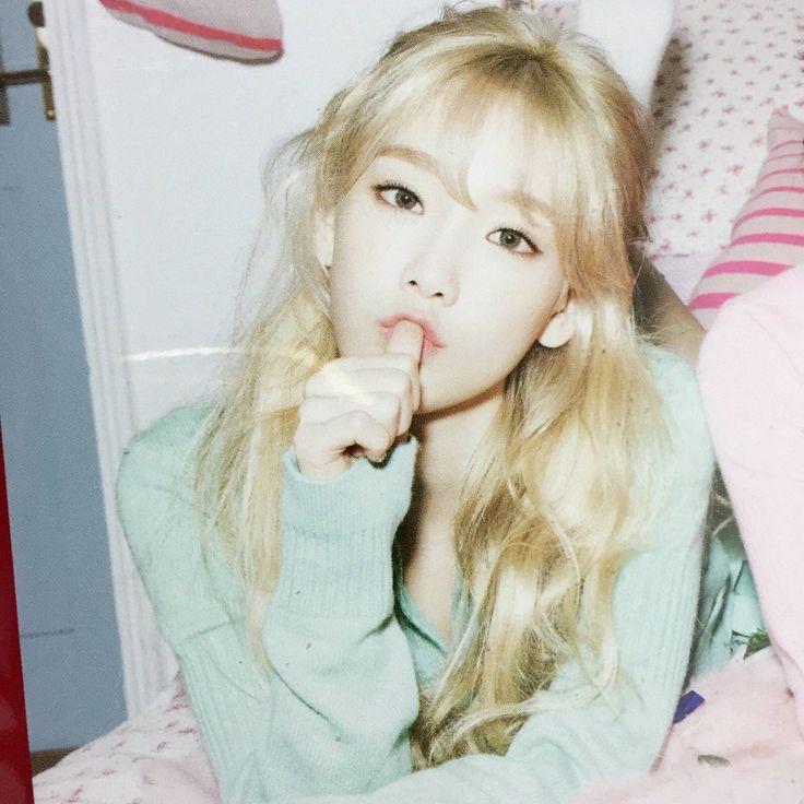 TaeYeon❤️ korean pop artist. ♡#kawai