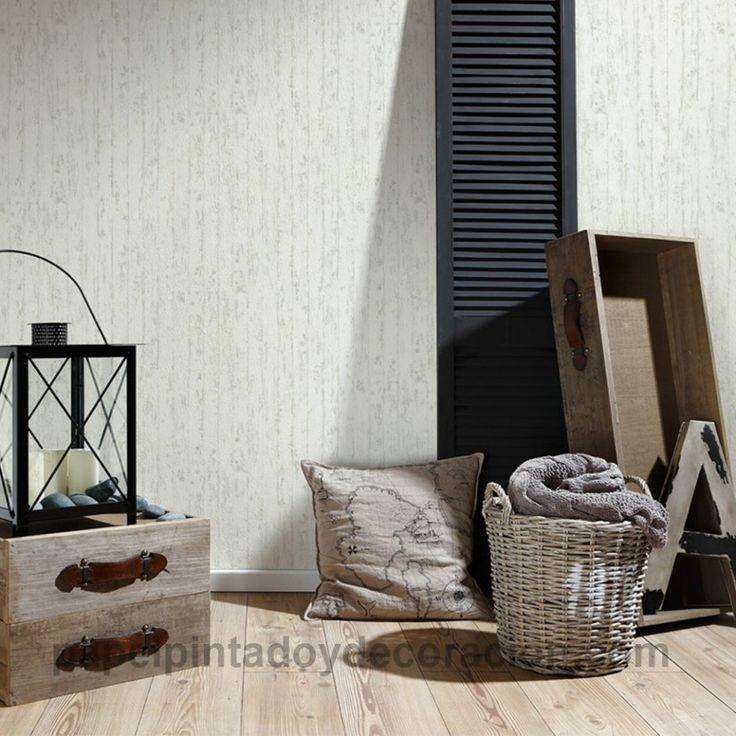 Las 25 mejores ideas sobre textura rugosa en pinterest - Papel pintado imitacion madera ...