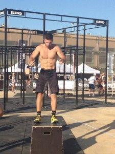Αριστοτέλης Γιάννος - Ο μοναδικός Έλληνας αθλητής με συμμετοχή σε CrossFit Regionals στο crossfitnews.gr